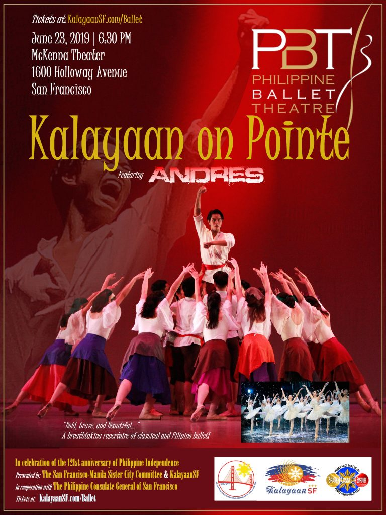 Ballet Performance - KalayaanSF